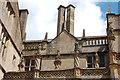 ST4917 : Tudor skyline... by Bill Harrison