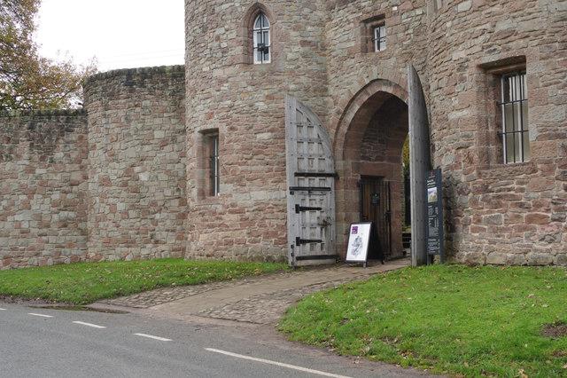 Beeston Castle Ticket Office