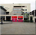 ST3187 : New city centre office for Principality Building Society, Newport by Jaggery