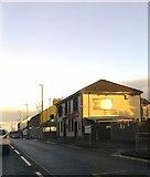 NS6869 : Road junction at the Muirhead Inn by Elliott Simpson