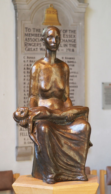 Chelmsford Cathedral - Pieta