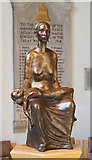 TL7006 : Chelmsford Cathedral - Pieta by John Salmon