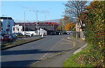 SK5838 : Radcliffe Road in West Bridgford, Nottingham by Mat Fascione