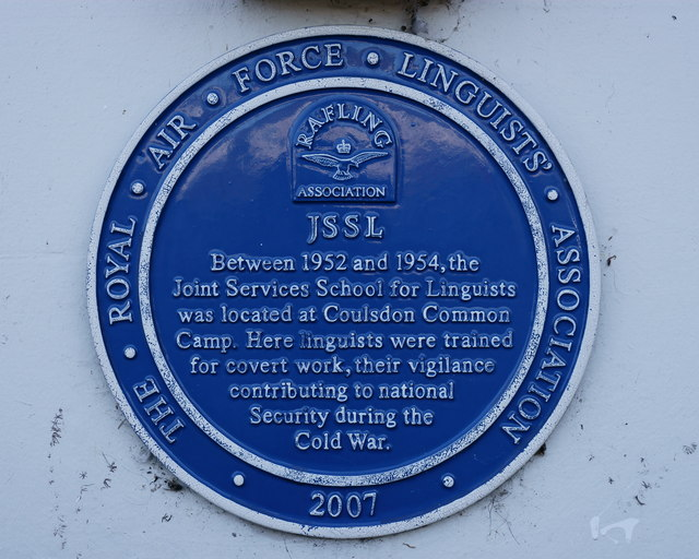Blue Plaque at The Fox
