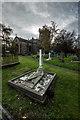 SJ6353 : Hornby Grave, Acton, Nantwich by Brian Deegan