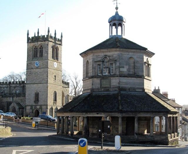 'Barney' town centre