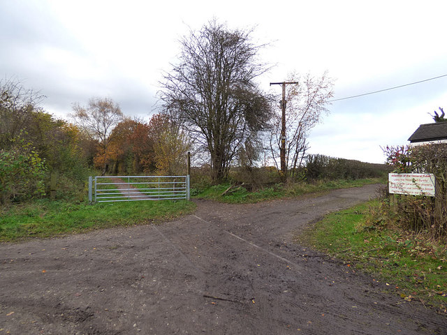 Whitegate Way at Catsclough Crossing