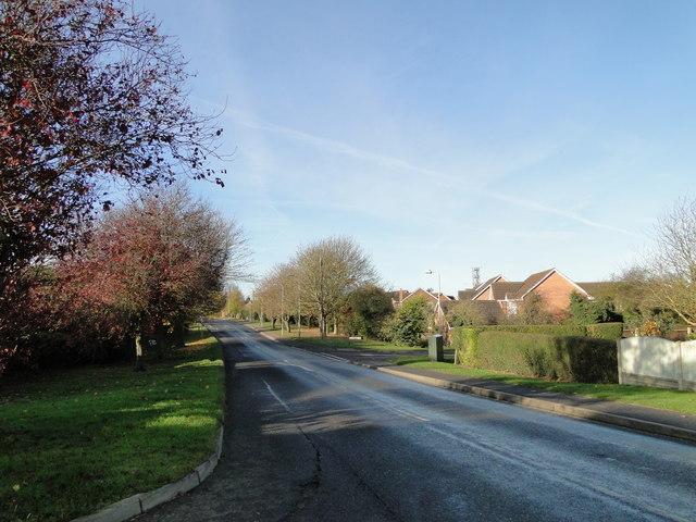 College Road, Cranwell