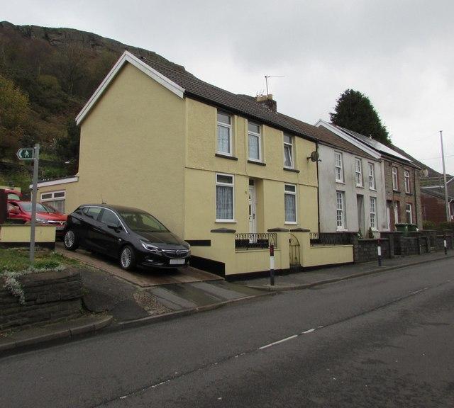 Row of three houses, Edmondstown Road, Edmondstown