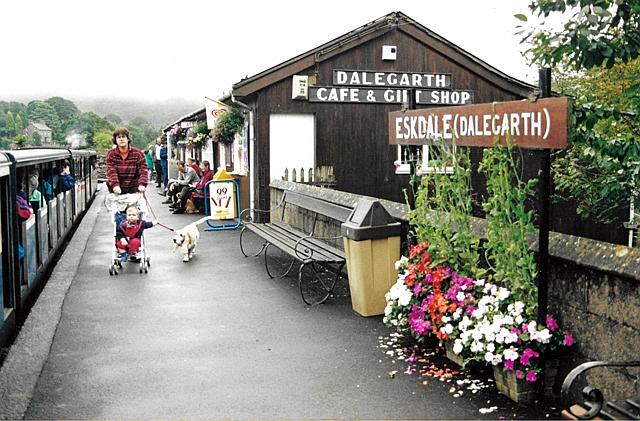 Dalegarth Station in 1999