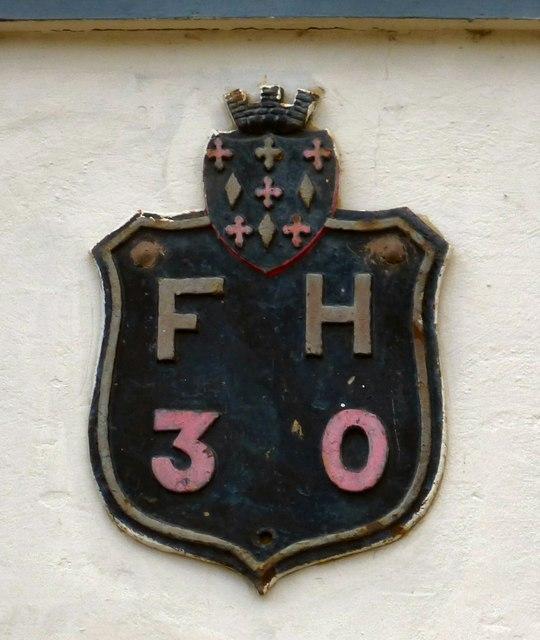 Fire Sign F H 30