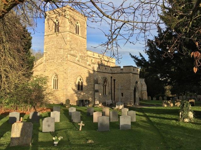 St Mary's Stevington