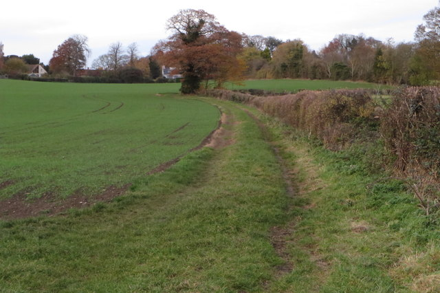 Ouse Valley Way near Pavenham