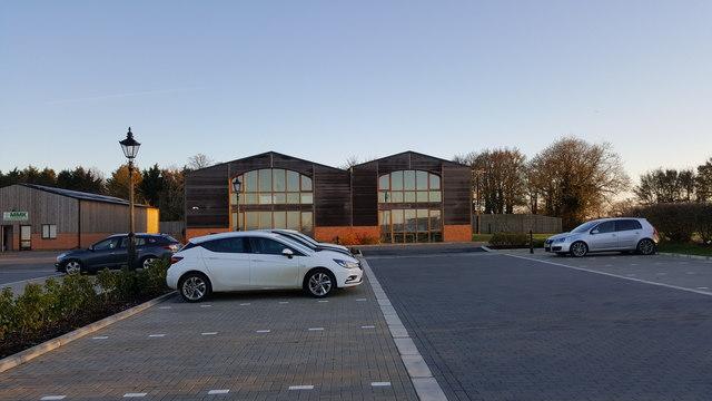 Grovelands Business Park