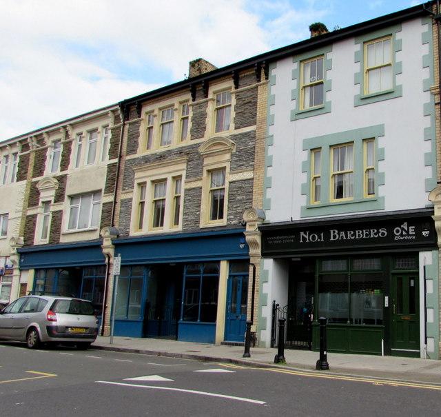 No. 1 Barbers, 34 Commercial Road, Newport