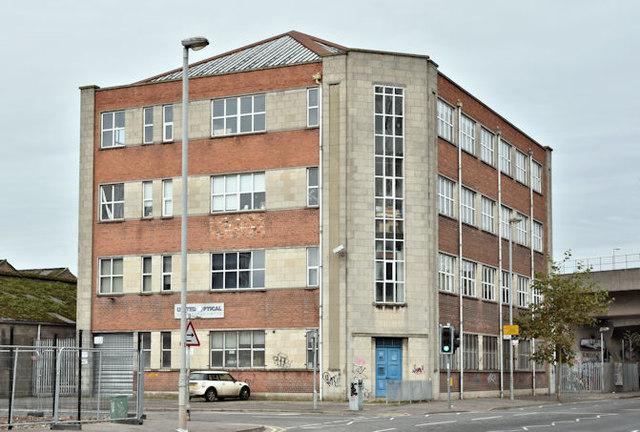 Nos 44-46 Corporation Street, Belfast (November 2017)