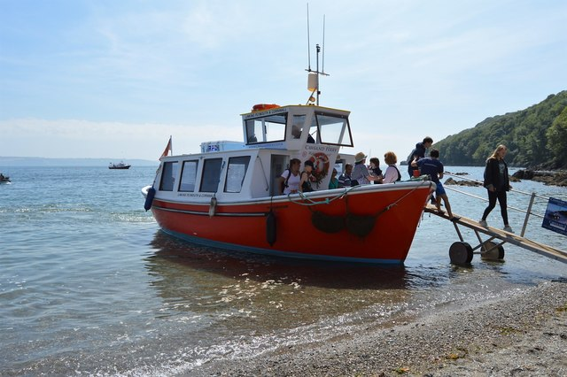 Cawsands Ferry