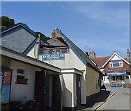 SX4350 : Rame Gig Club Boathouse by N Chadwick