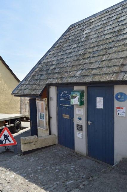 Rame Gig Club Boathouse