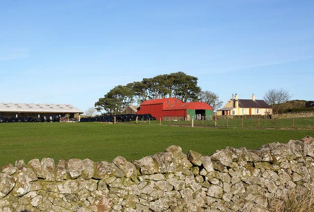 Cragside Farm, Hume