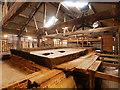 SJ6775 : Lion Salt Works, Pan House 4 (unrestored) by David Dixon