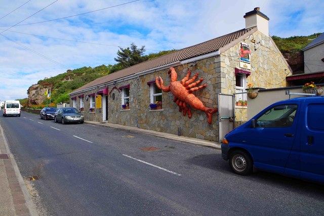 The Lobster Pot (1), Burtonport/Ailt an Chorrain, Co. Donegal