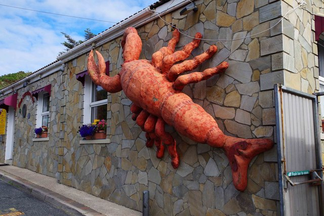 The Lobster Pot (2), Burtonport/Ailt an Chorrain, Co. Donegal