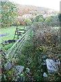 SE1026 : Shibden Fold Footpath, Halifax FP739 by Humphrey Bolton