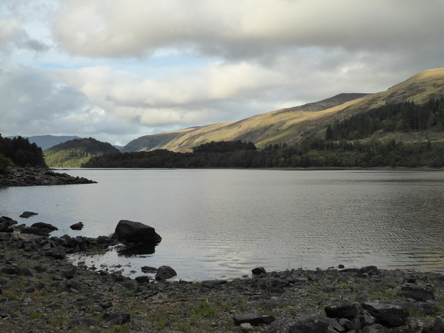 Thirlmere from the foreshore