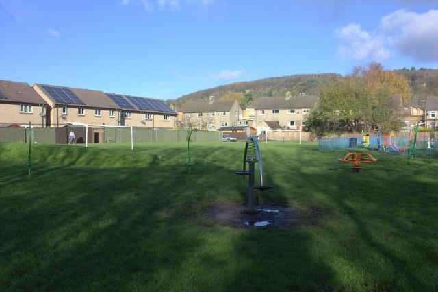 Churchtown playground