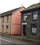 SS9497 : From Baglan Street to Ynyswen Road, Ynyswen by Jaggery