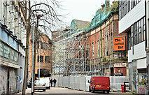 J3374 : Nos 2-14 Lower Garfield Street, Belfast (November 2017) by Albert Bridge