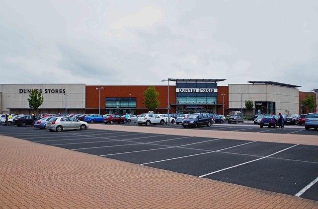 Dunnes Stores, Forte Shopping Centre, Neil T Blaney Road, Letterkenny, Co. Donegal