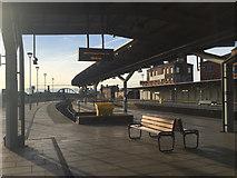 SK3635 : Platform 5, Derby station by Robin Stott