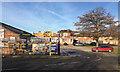 SK4832 : Parking behind premises in Fields Farm Road, Long Eaton by Robin Stott