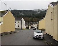 SS9497 : Down Jones Street, Ynyswen by Jaggery