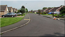 ST3049 : Rectory Drive bungalows,  Burnham-on-Sea by Jaggery
