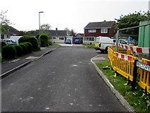 ST3049 : Rectory Lawn, Burnham-on-Sea by Jaggery