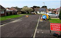 ST3049 : Westfield Court, Burnham-on-Sea by Jaggery