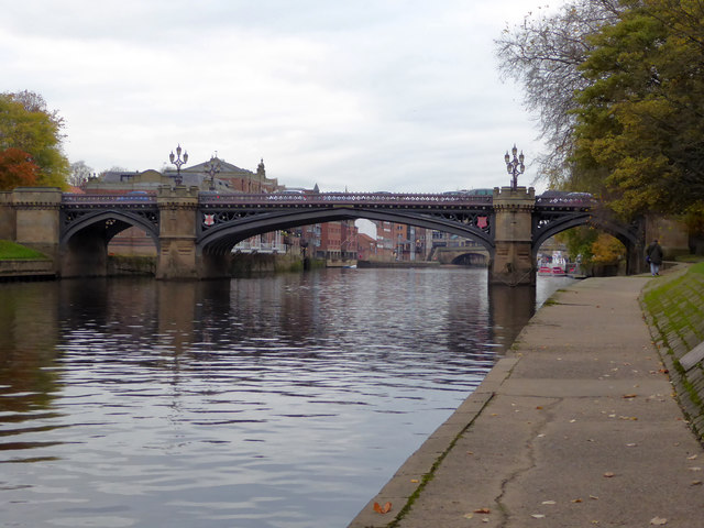 Skeldergate Bridge, York