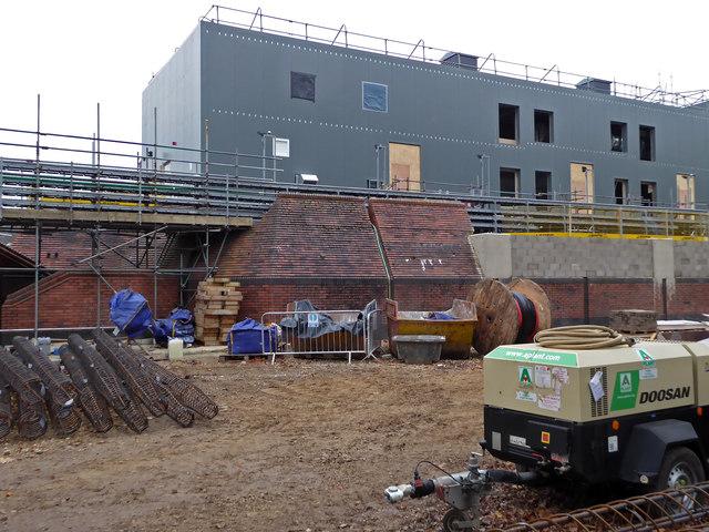 Upgrading the Foss Barrier, York