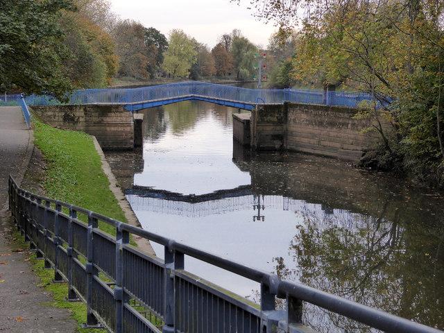 Blue Bridge - York