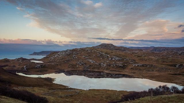 Loch Ach'an Lochaidh