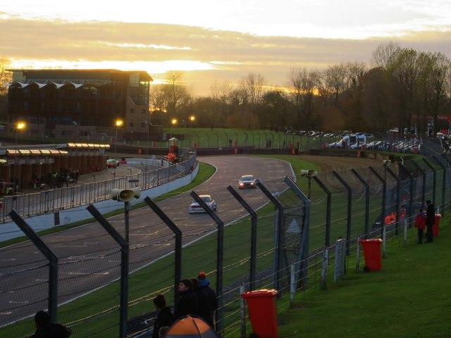 Brands Hatch, Brabham Straight