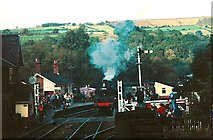 NZ8205 : Grosmont Station, North Yorkshire Moors Railway by Martin Tester