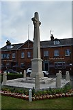 SU8586 : Marlow War Memorial by N Chadwick