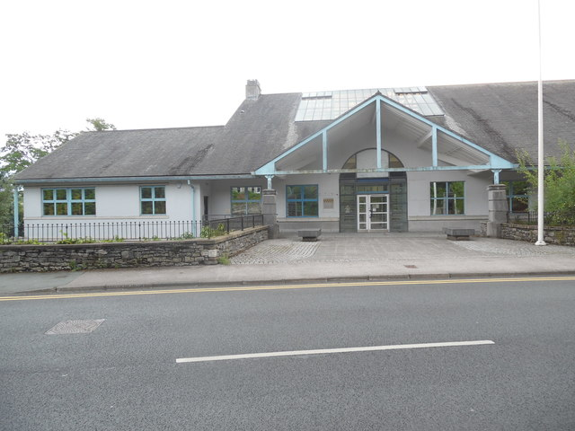 Former County and Magistrates Court, Kendal