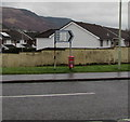 SS9497 : Save Burberry Jobs in the Rhondda notice, Pen-yr-englyn by Jaggery