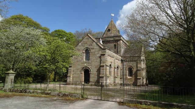 Butterton - St Thomas's Church