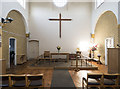 TQ4085 : St Saviour, MacDonald Road, Forest Gate - Chancel by John Salmon